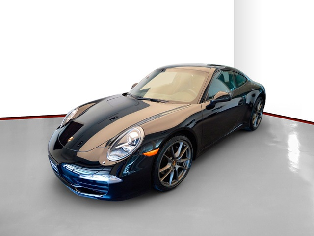Certified Pre-Owned 2014 Porsche 911 Carrera