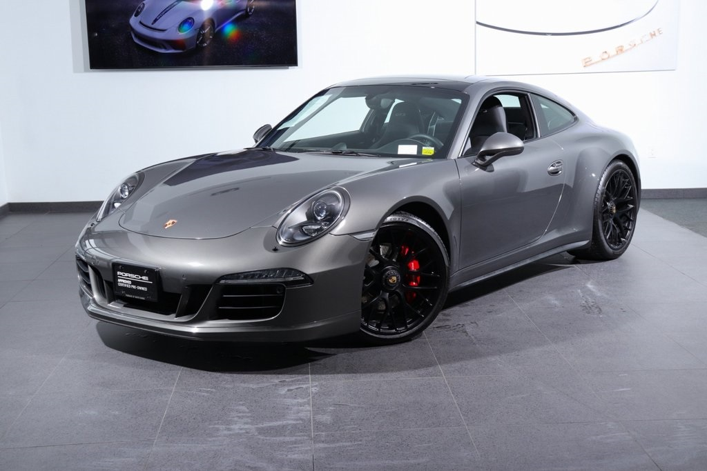 Certified Pre-Owned 2015 Porsche 911 Carrera GTS