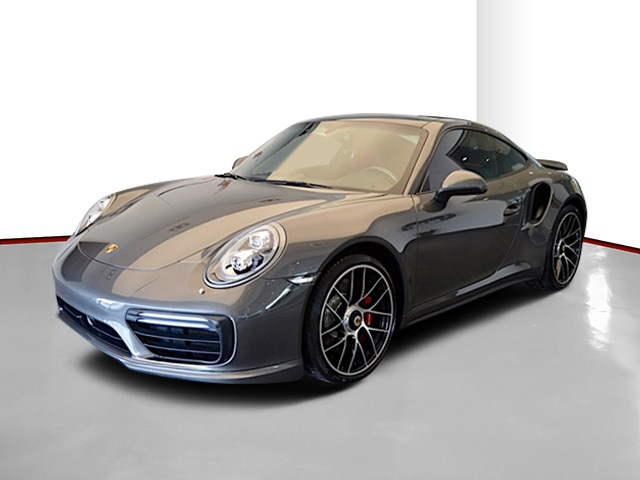 Pre-Owned 2018 Porsche 911 Turbo