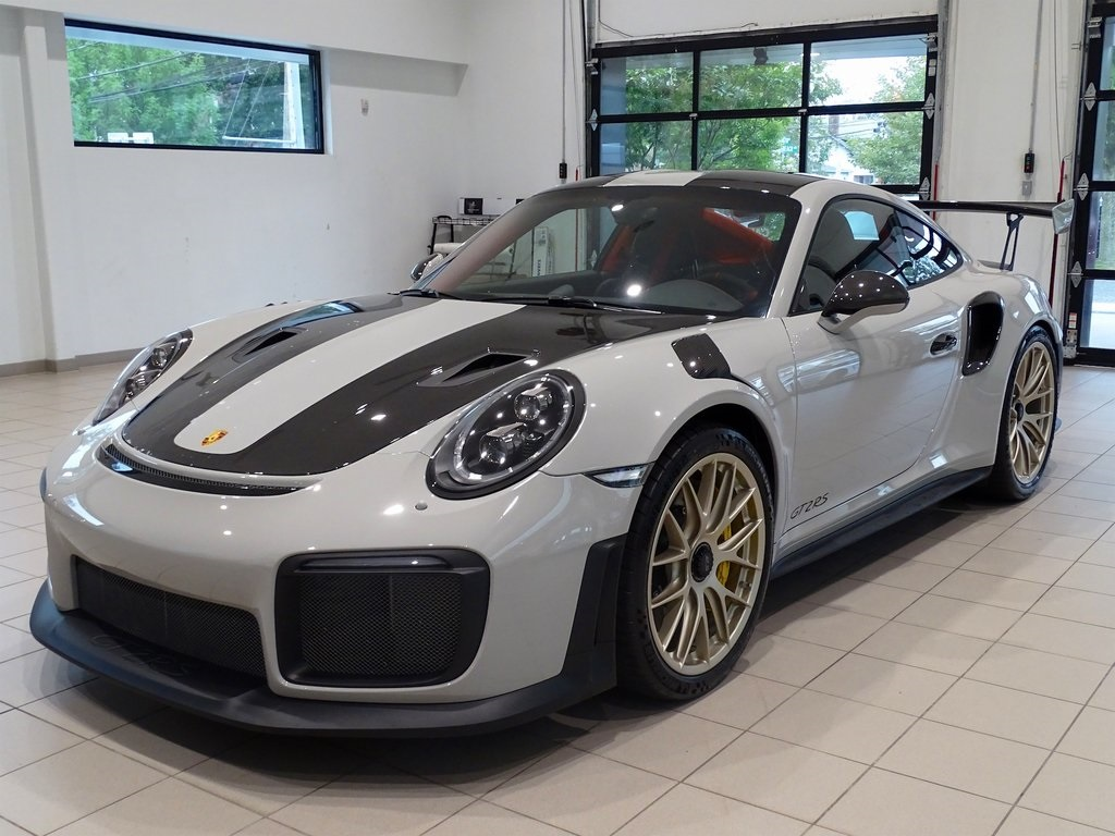Porsche Certified Pre Owned >> Certified Pre Owned 2018 Porsche 911 Gt2 Rs Coupe