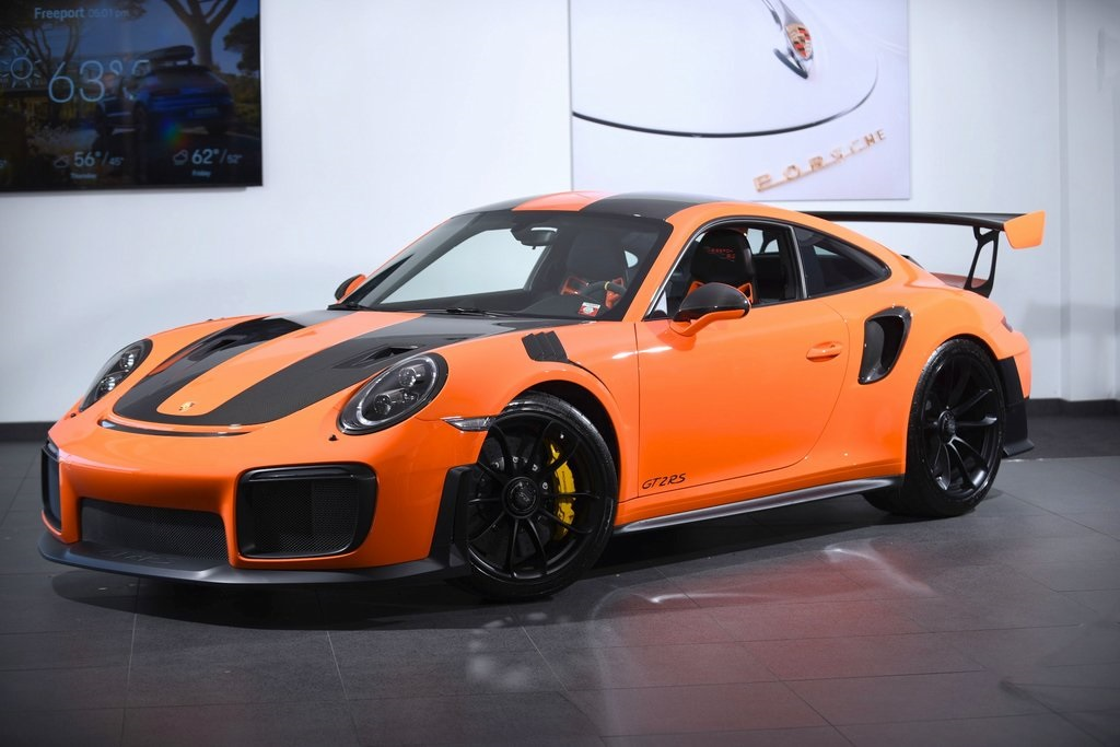 Pre-Owned 2019 Porsche 911 GT2 RS Weissach Package