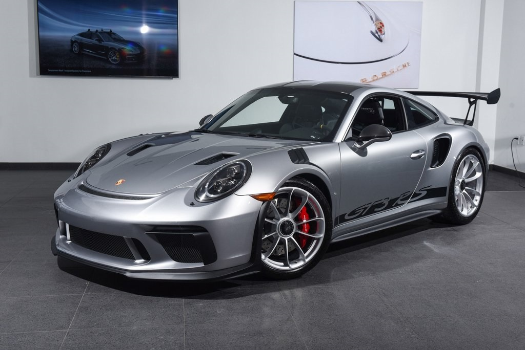 Pre-Owned 2019 Porsche 911 GT3 RS Weissach Package