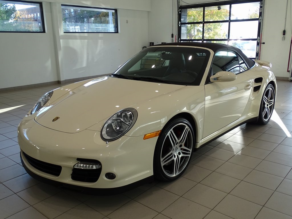 Certified Pre-Owned 2009 Porsche 911 Turbo