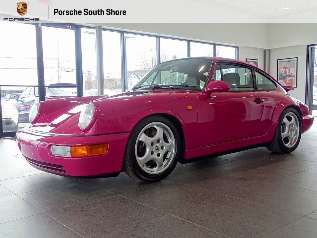 Pre-Owned 1992 Porsche 911 Carrera RS
