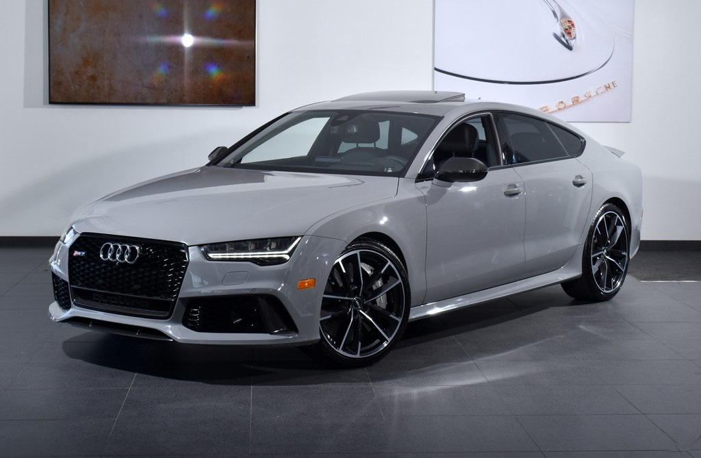 Pre-Owned 2018 Audi RS 7 4.0T Performance
