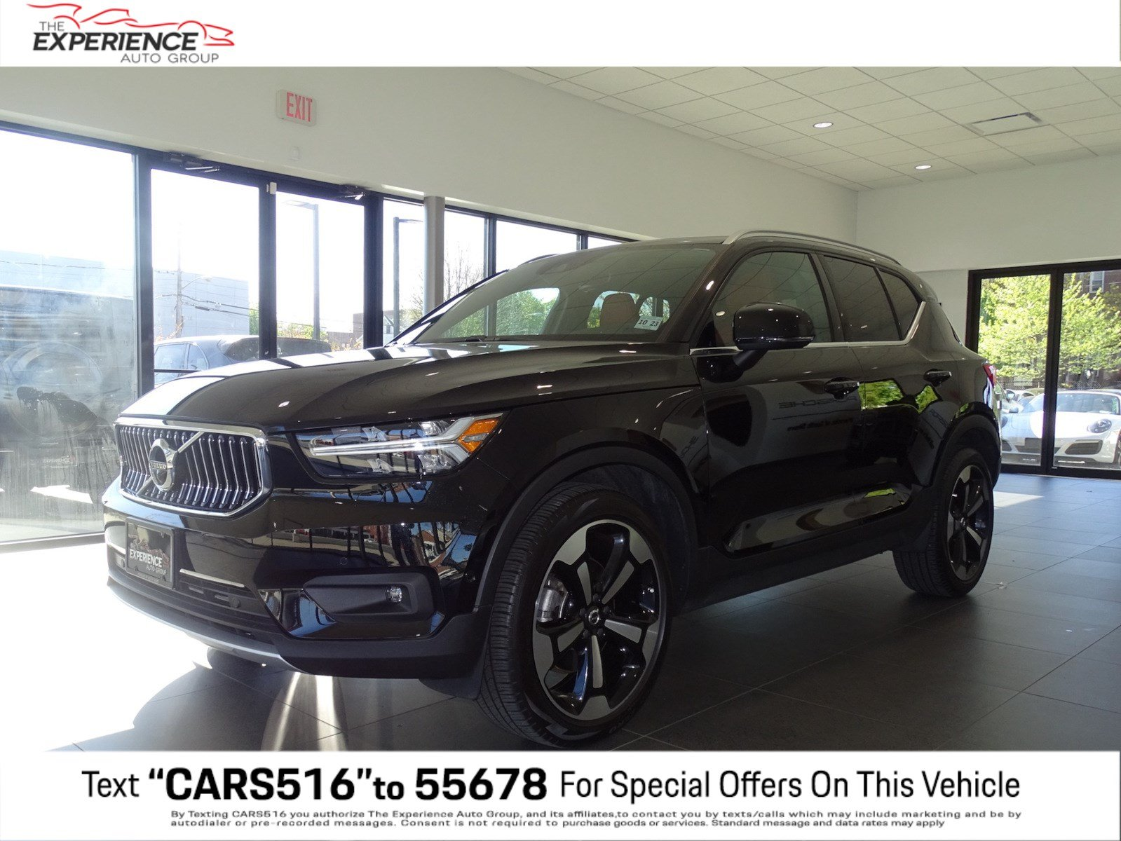 Pre-Owned 2019 Volvo XC40 Inscription