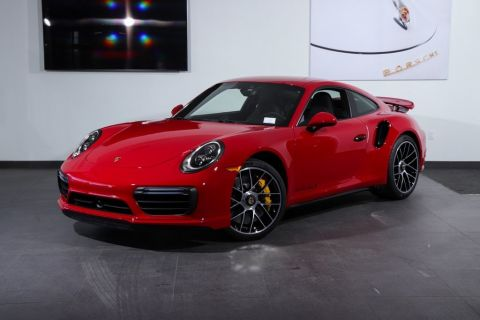 New 2019 Porsche 911 Turbo S Turbo S