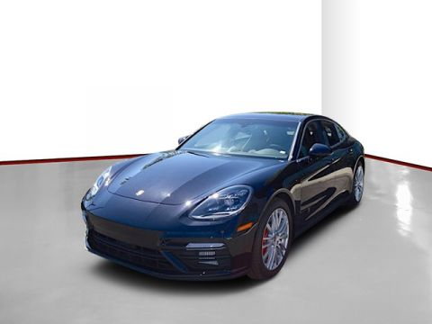 Pre-Owned 2018 Porsche Panamera Turbo Turbo