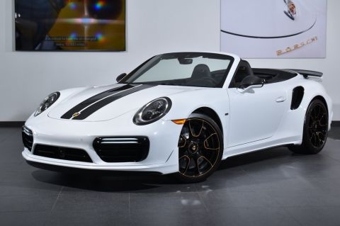 Certified Pre-Owned 2019 Porsche 911 Turbo S Exclusive Series